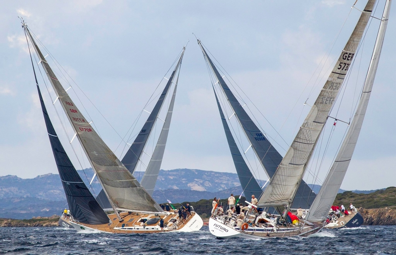 Everything is set for the 19th edition of the biennial Rolex Swan Cu