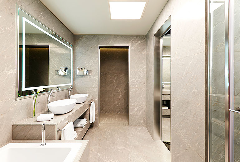 Excelsior Hotel Gallia, a Luxury Collection Hotel, Milan-renovation 2015-Design Suite