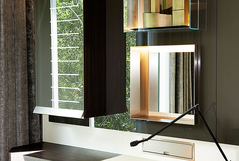 Excelsior Hotel Gallia, a Luxury Collection Hotel, Milan-renovation 2015-Excelsior Room Detail
