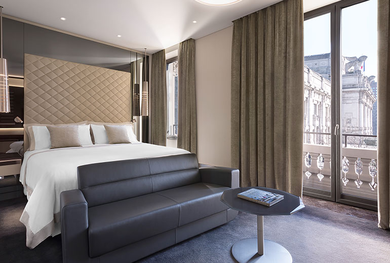 Excelsior Hotel Gallia, a Luxury Collection Hotel, Milan-renovation 2015-Excelsior Room