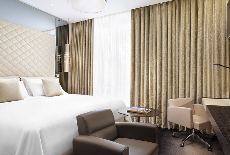 Excelsior Hotel Gallia, a Luxury Collection Hotel, Milan-renovation 2015-Premium Room