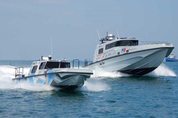FB DEsign boats