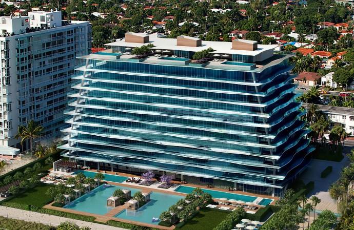 FENDI Château Residences Miami-