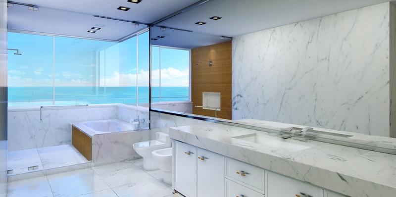 FENDI Château Residences Miami-bathroom