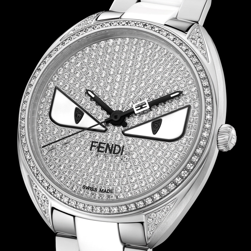 FENDI TIMEPIECES - Fendi Momento Fendi Bugs Limited Edition watch
