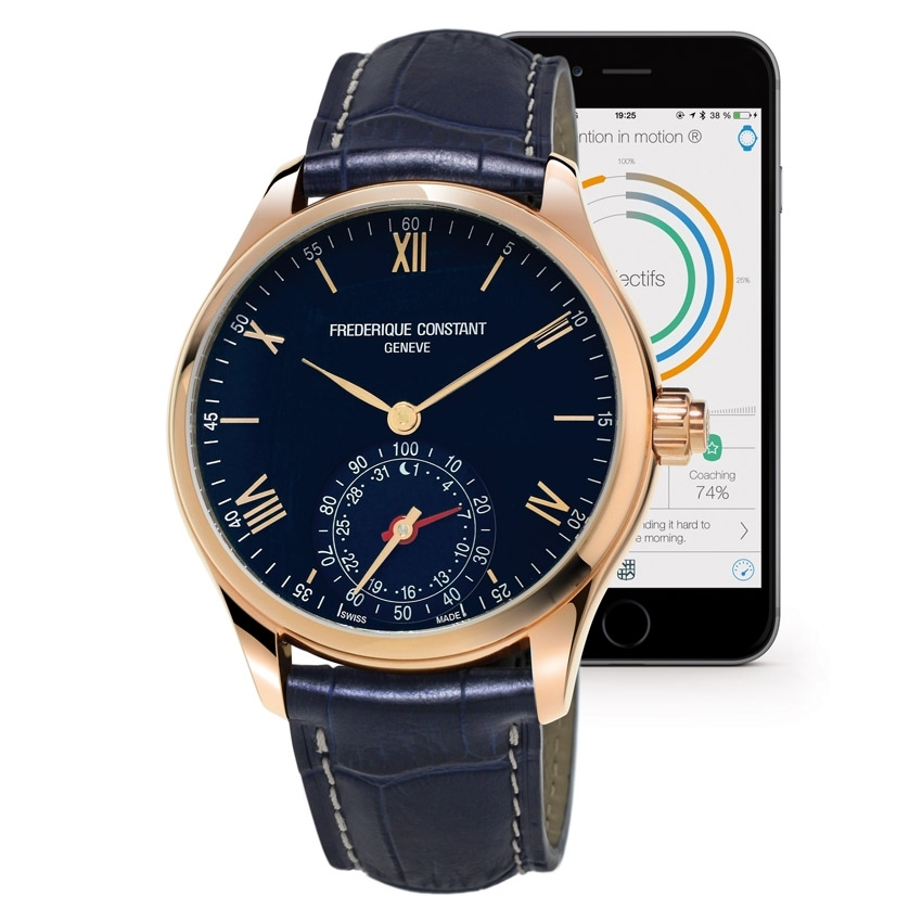 FREDERIQUE CONSTANT Horological Smartwatc-