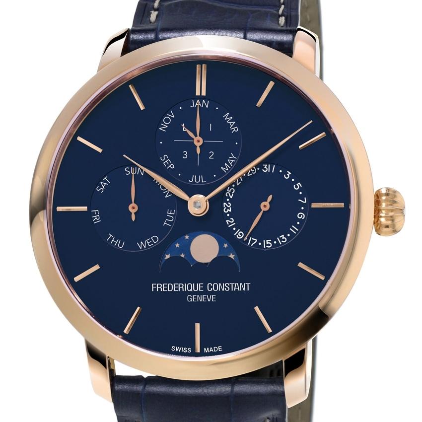 FREDERIQUE CONSTANT Manufacture Perpetual Calendar watch