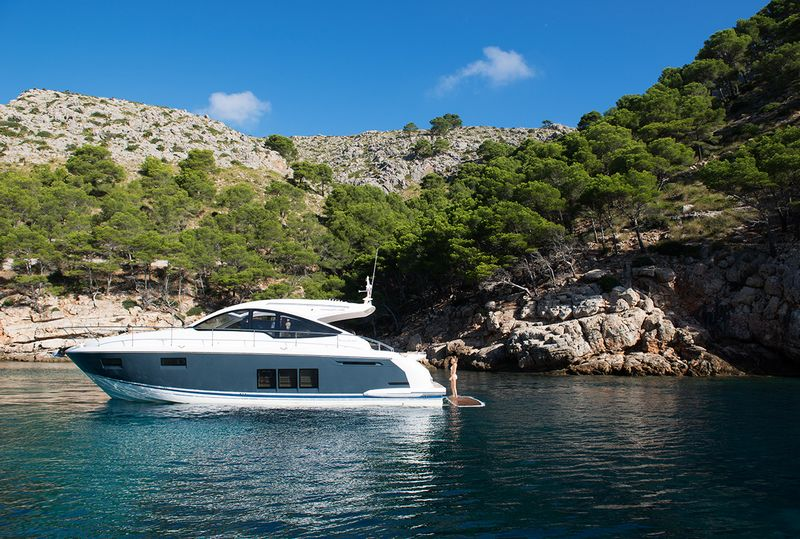Fairline Yachts -Targa48 Open