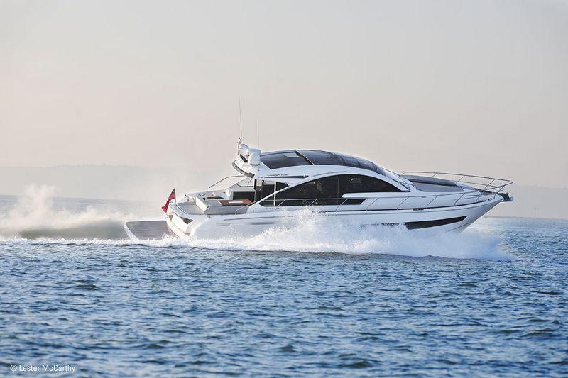 Fairline Yachts -Targa53GT-