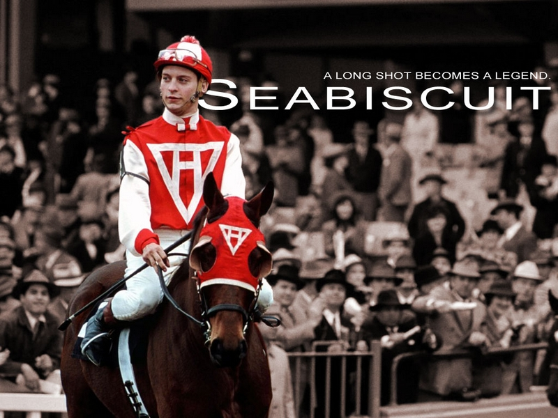 Famous Horses  -  Seabiscuit