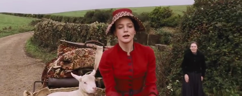 Far from the Madding Crowd Official Trailer