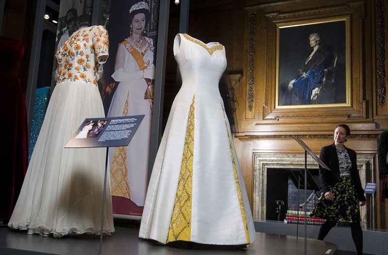 Fashioning a Reign -90 Years of Style