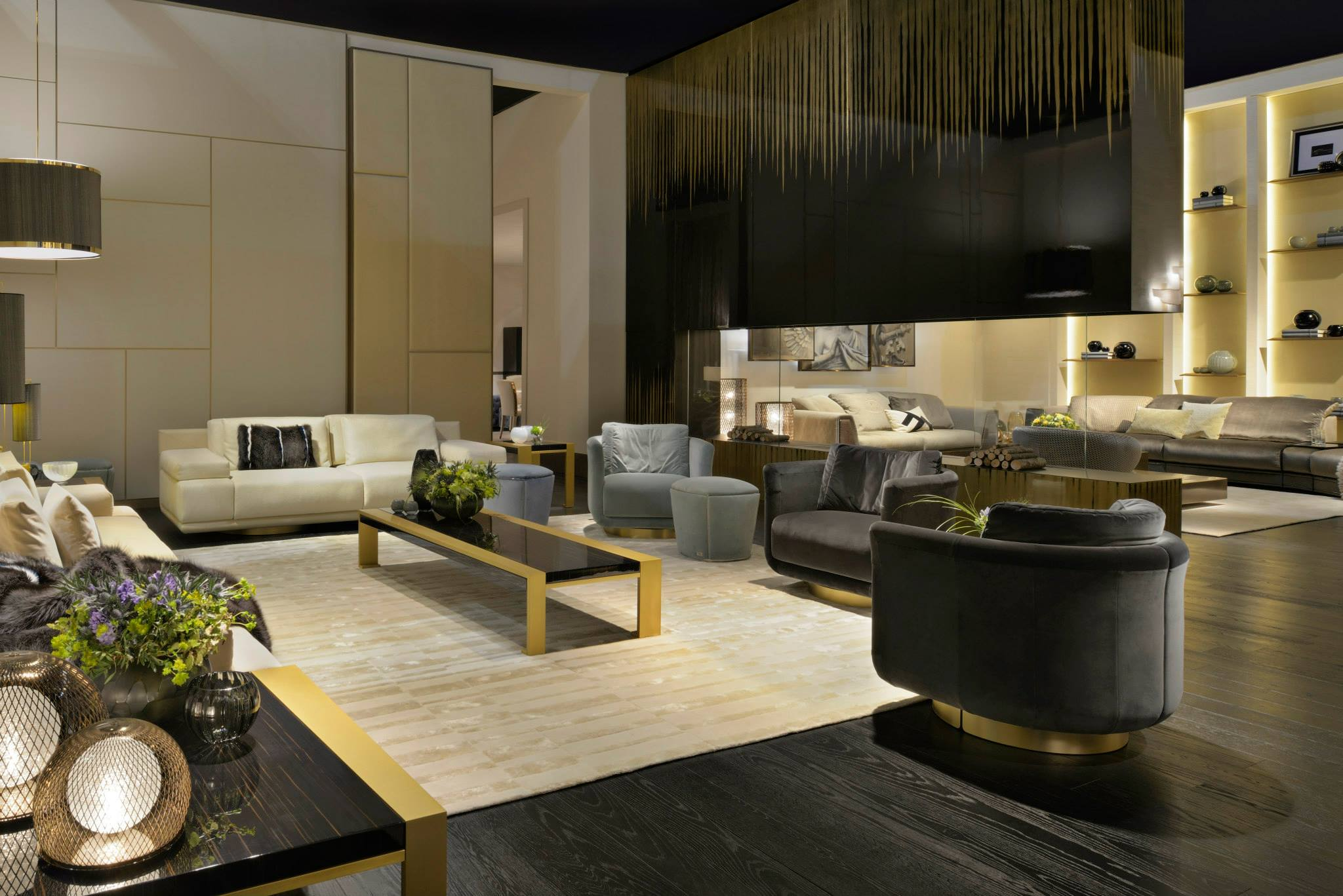 Fendi casa collection by thierry lemaire 20142luxury2 com for Luxury home collection