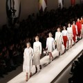 Fendi Fall - Winter 2015 collection presented at the Milan Fashion Week