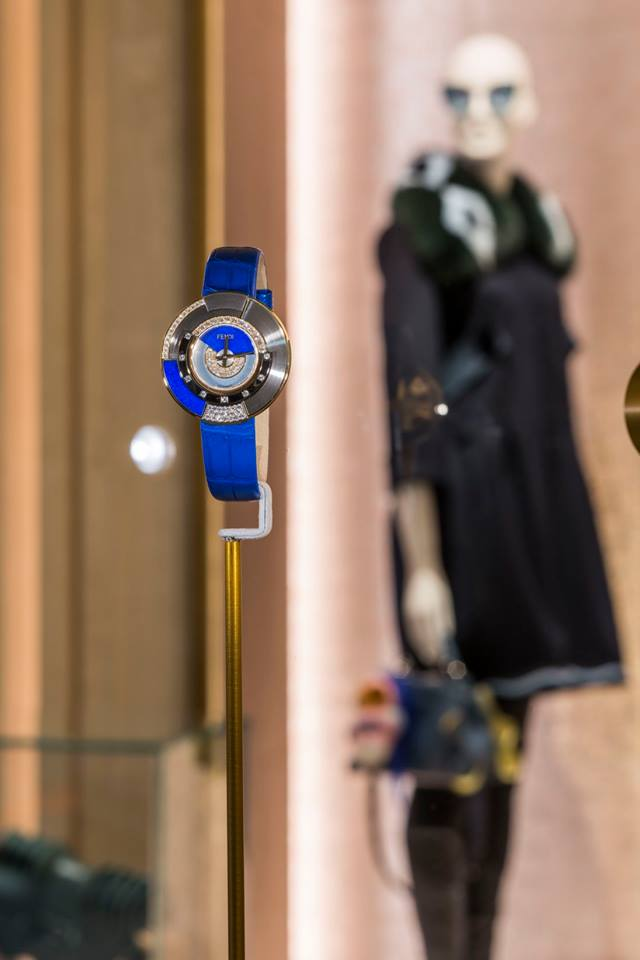 fendi-policromia-watch-collection-displayed-at-boutique-in-matsuya-ginza