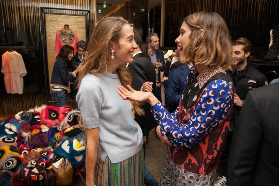 Fendi boutique event during Milan Design Week