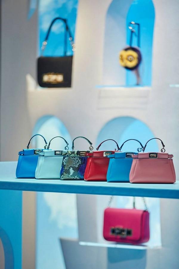 Fendi  micro Peekaboo bag 2015