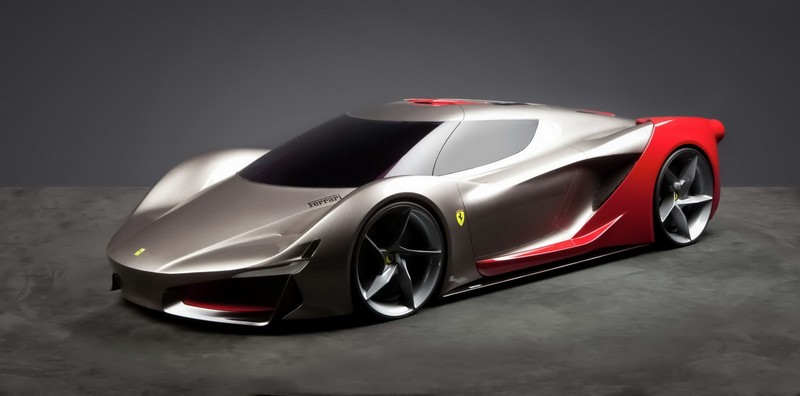Ferrari Esfera Concept