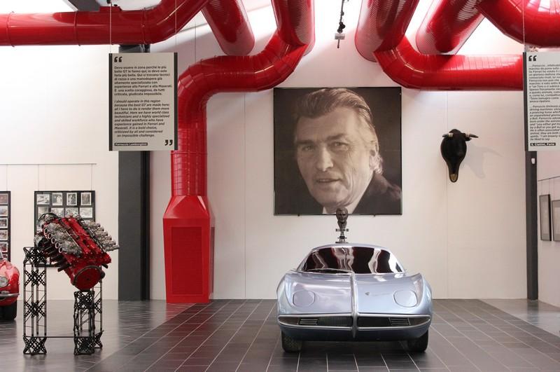 Ferruccio Lamborghini Museum Anniversary-2016-
