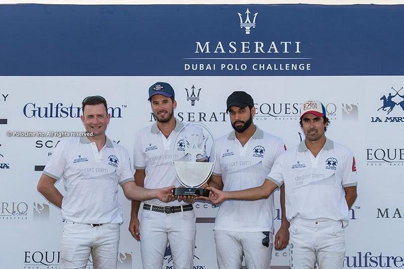 First Maserati Dubai Polo Challenge-