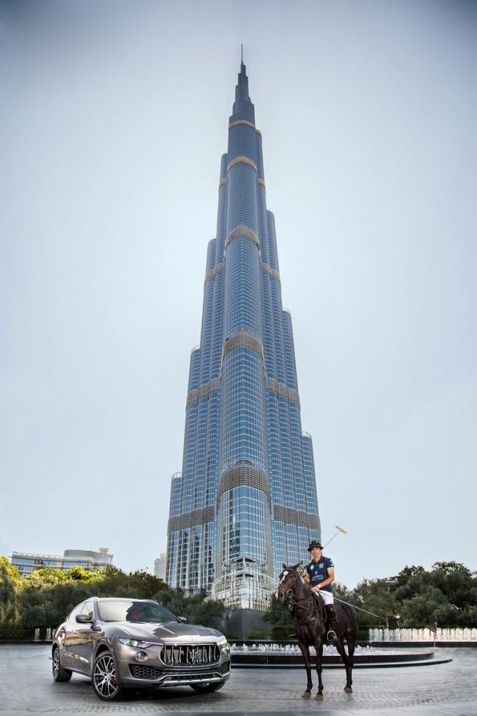 First Maserati Dubai Polo Challenge