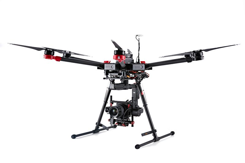 First joint aerial photography package from DJI x Hasselblad--