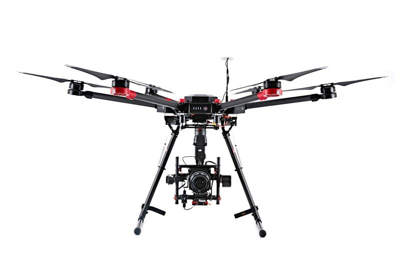 First joint aerial photography package from DJI x Hasselblad-2016
