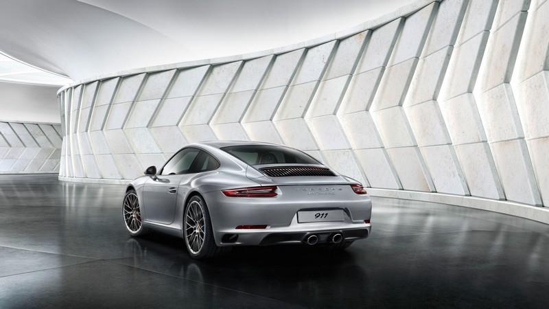 First look at 2016 Porsche 911 Carrera - the fastest 911 Carrera ever-