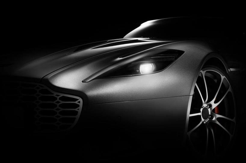 Fisker Thunderbolt concept by Henrik Fisker -2015