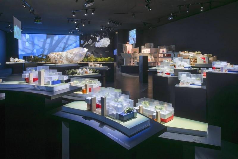 Fondation Louis Vuitton - machete