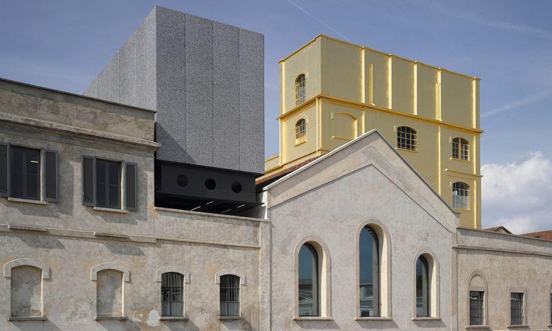 Fondazione Prada campus in Milan, designed by OMA - Photograph - Bas Princen