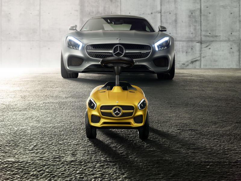 Zum 20-jährigen Jubiläum: Neuer Bobby-AMG GT