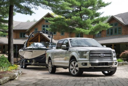 The F-150 Limited to set a new bar for what we should expect in a high-end truck