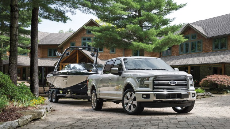 Ford F150newlimited model-