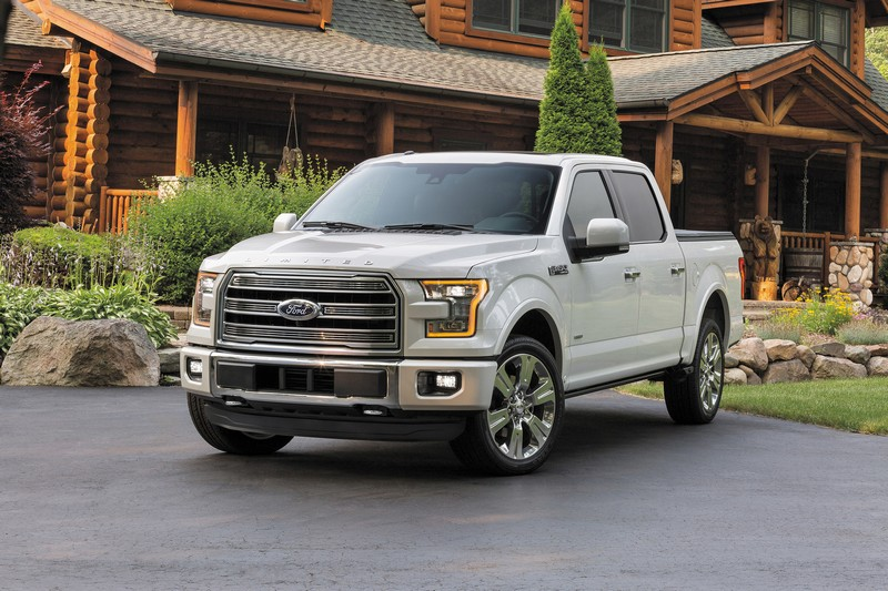 Ford F150newlimited model
