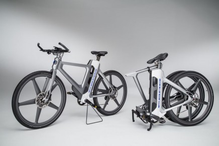 MoDe:Flex – Ford's third, most versatile eBike yet