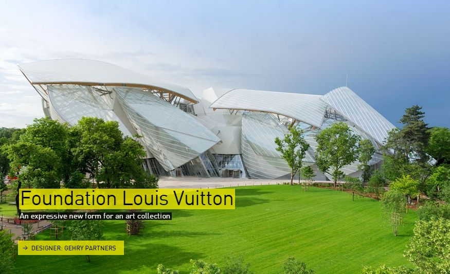 Foundation Louis Vuitton  - The Designs of the Year 2015 nominees @ Design Museum London