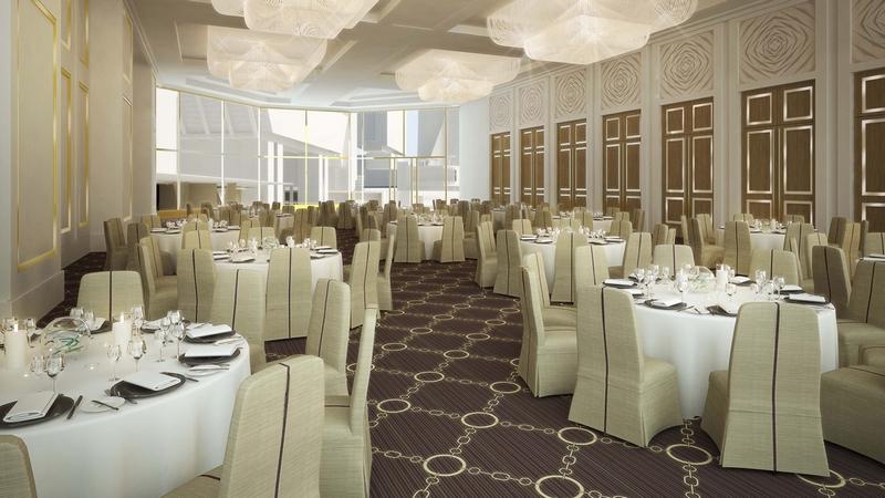 Four Seasons Hotel Abu Dhabi at Al Maryah Island-dining