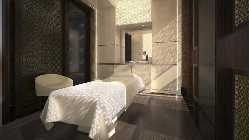Four Seasons Hotel Abu Dhabi at Al Maryah Island-opening May2016-relaxationarea