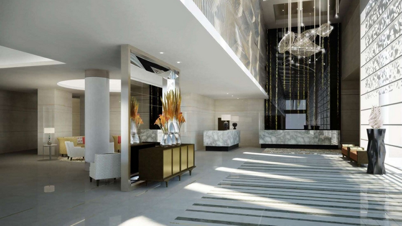 Four Seasons Hotel Abu Dhabi at Al Maryah Island-opening May2016