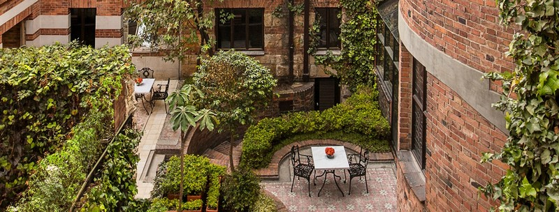 Four Seasons Hotel Casa Medina Bogota-terrace