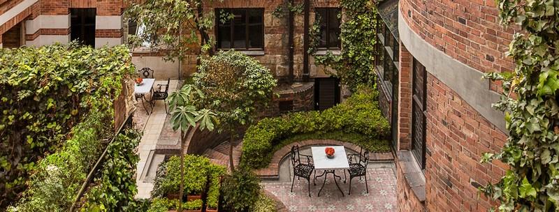 Four Seasons Hotel Casa Medina Bogota-terrace