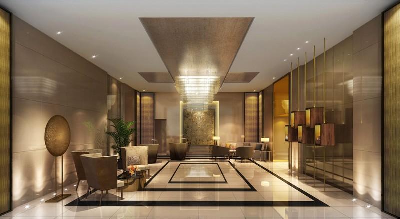 Four Seasons Hotel Dubai International Financial Centre-Lobby Area