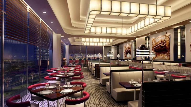 Four Seasons Hotel Dubai International Financial Centre-dining place