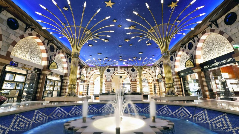 Four Seasons Hotel Dubai International Financial Centre--goldsouk dubai mall