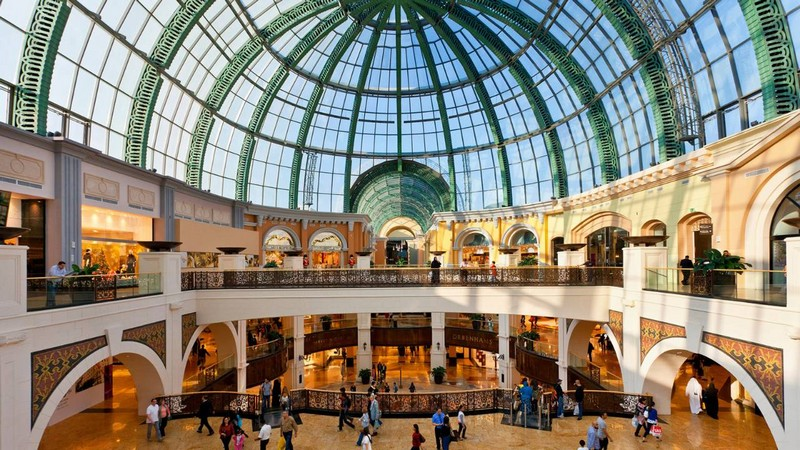 Four Seasons Hotel Dubai International Financial Centre-mall of emirates
