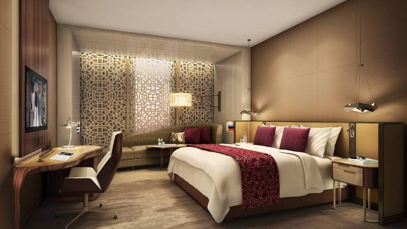 Four Seasons Hotel Dubai International Financial Centre-peaceful room