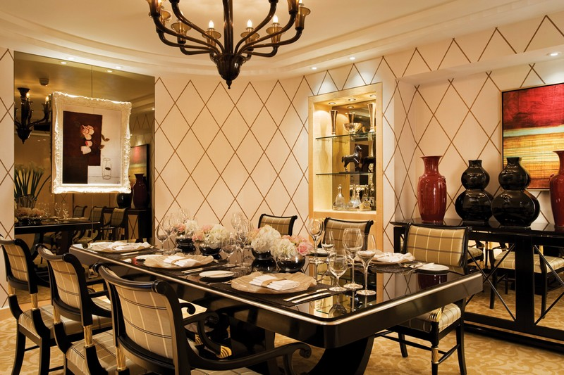 Four Seasons Hotel London at Park Lane by Pierre-Yves Rochon---