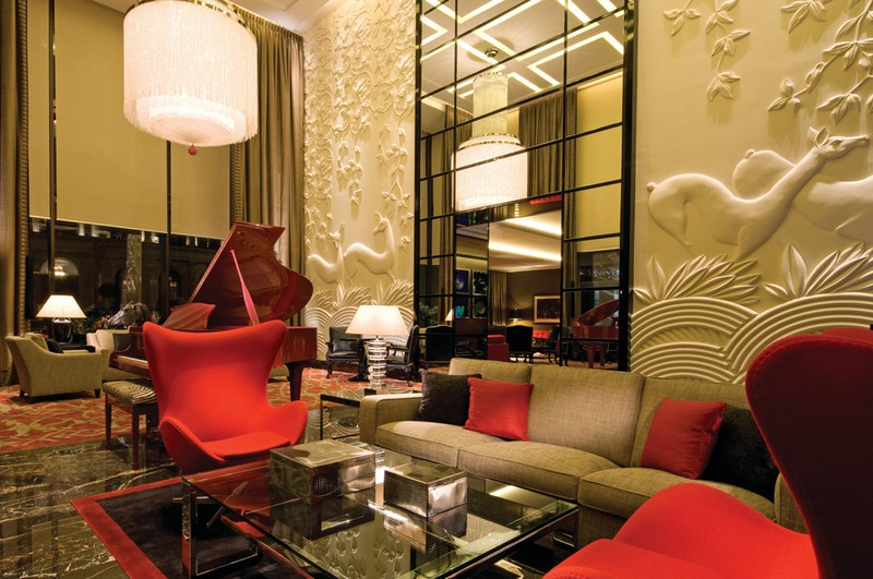 Four Seasons Hotel London at Park Lane by Pierre-Yves Rochon