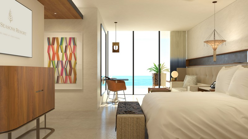 Four Seasons Los Cabos Mexico to create the region's premier luxury destination-2018